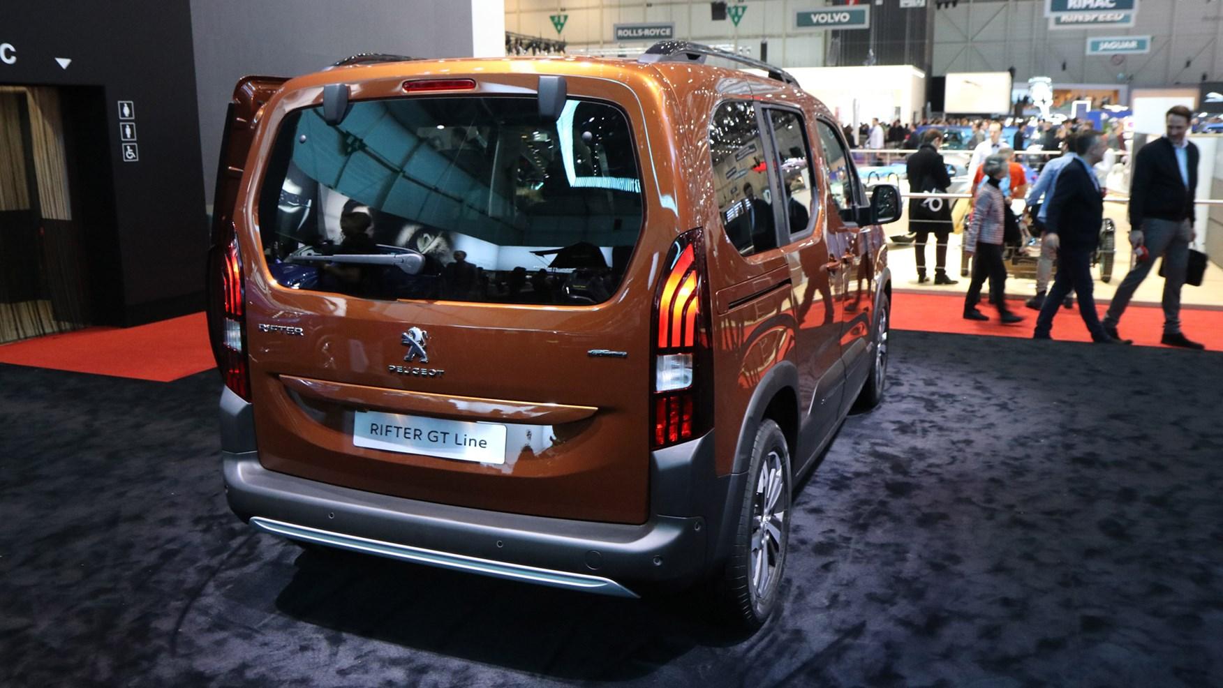 Auto Safety House >> Peugeot Rifter: UK price of MPV revealed | CAR Magazine