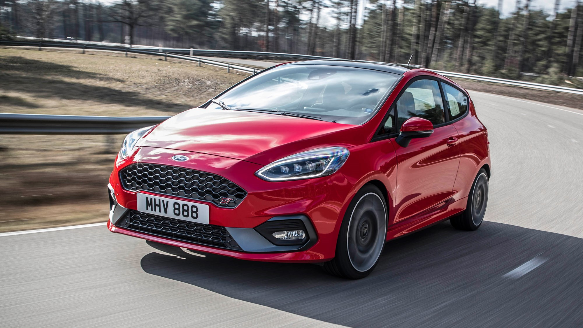 Ford Fiesta ST review (2018): a modern classic hot hatch | CAR Magazine