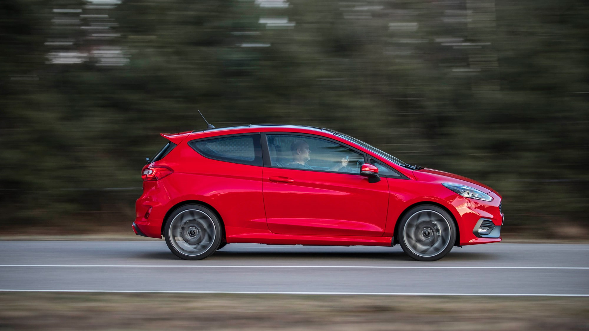ford fiesta st review 2018 a modern classic hot hatch. Black Bedroom Furniture Sets. Home Design Ideas