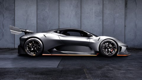 Brabham BT62 to get road-legal package – and race at Le Mans