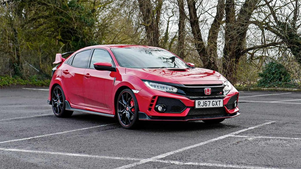 This Honda Civic Type R or a GT3? They're not as far apart as you may think...
