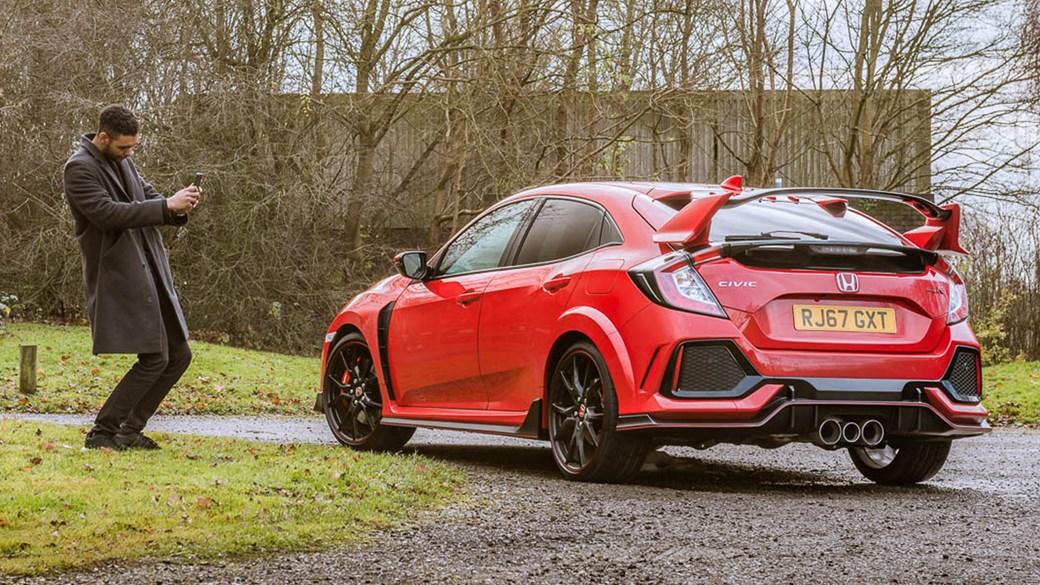 Honda Civic Type R long-term test: the Jenson Button review