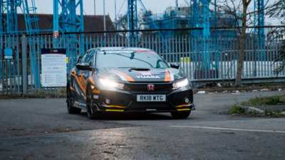 Honda Civic TCR (2018) review | CAR Magazine