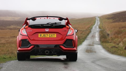 Honda Civic Type R (2018): long-term test review by CAR magazine
