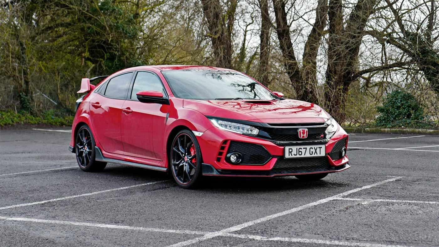 ... This Honda Civic Type R or a GT3? They're not as far apart as you may  think.