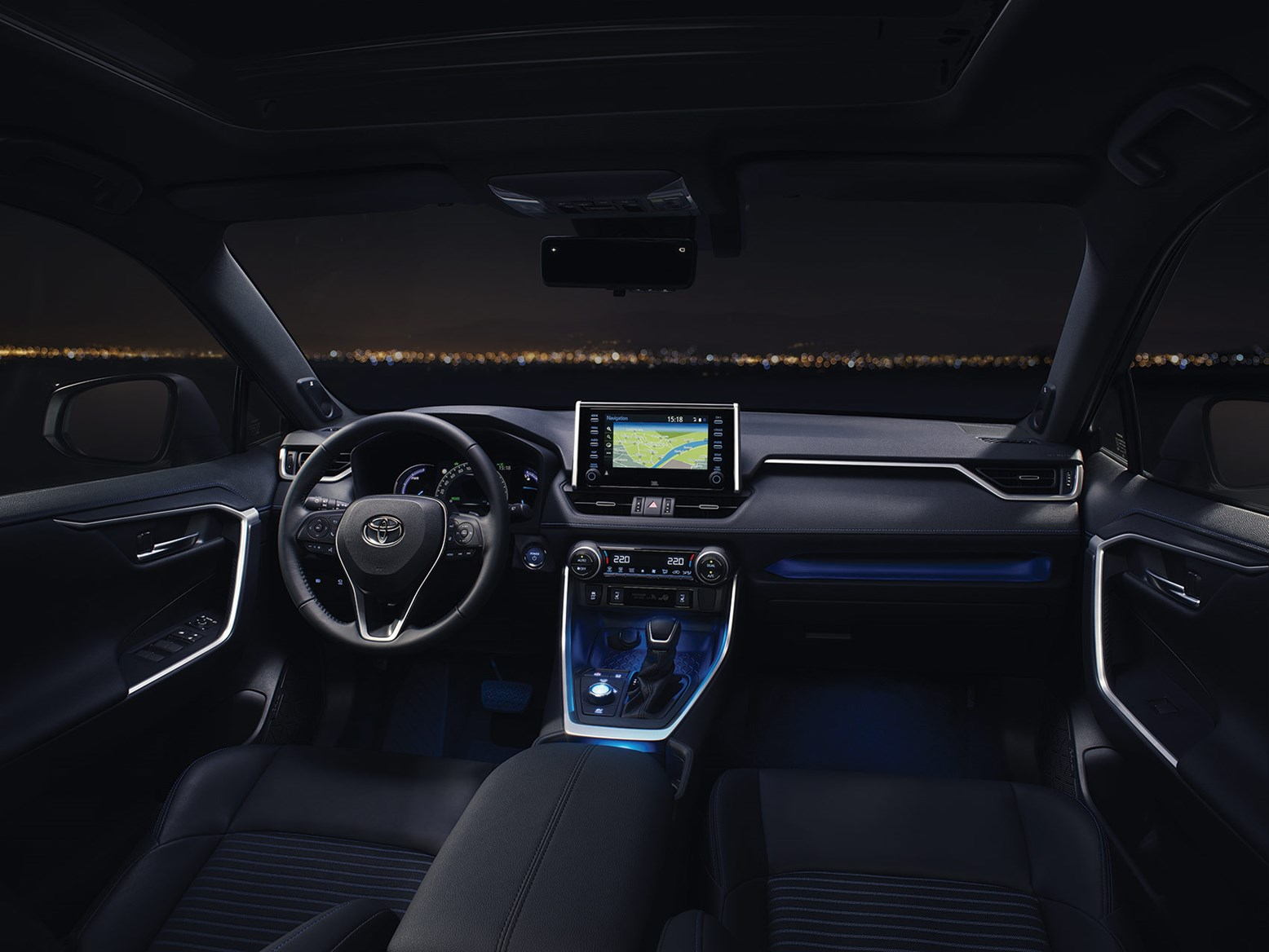 new toyota rav4 plug in hybrid mixes hot hatch pace with prius piety car magazine new toyota rav4 plug in hybrid mixes