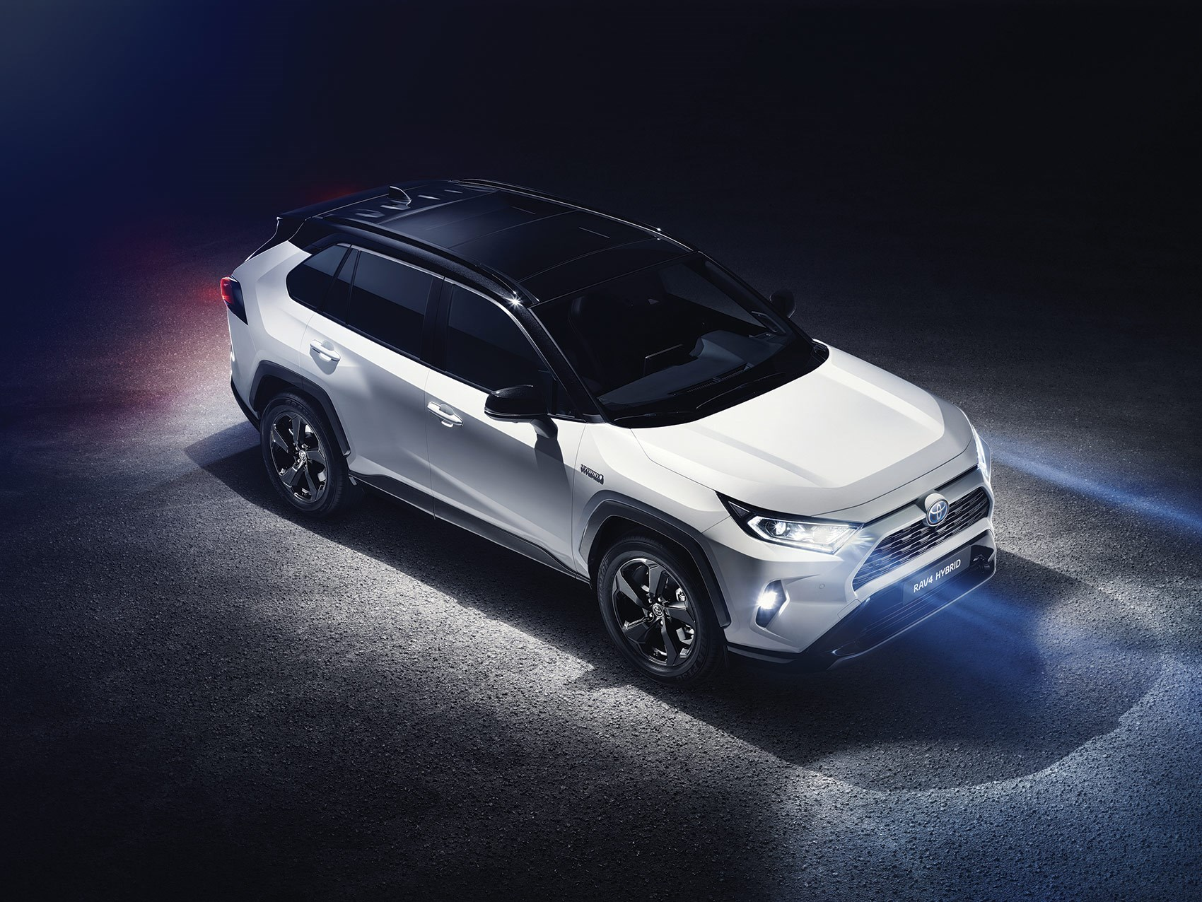 All-new Toyota RAV4 revealed in New York | CAR Magazine