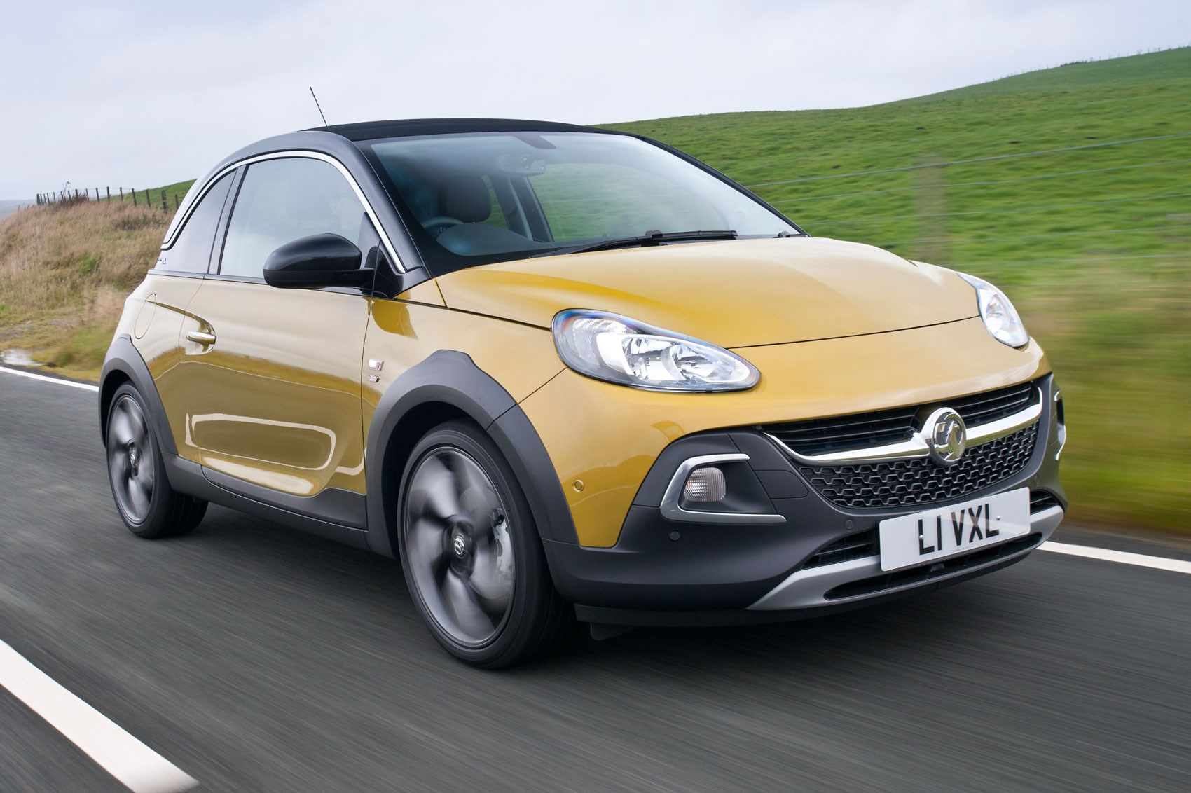 Bmw Lease Deals >> Vauxhall Adam Rocks (2018) review: specs, prices, on sale date | CAR Magazine