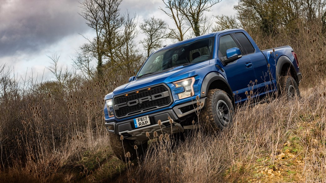 Ford svt raptor review