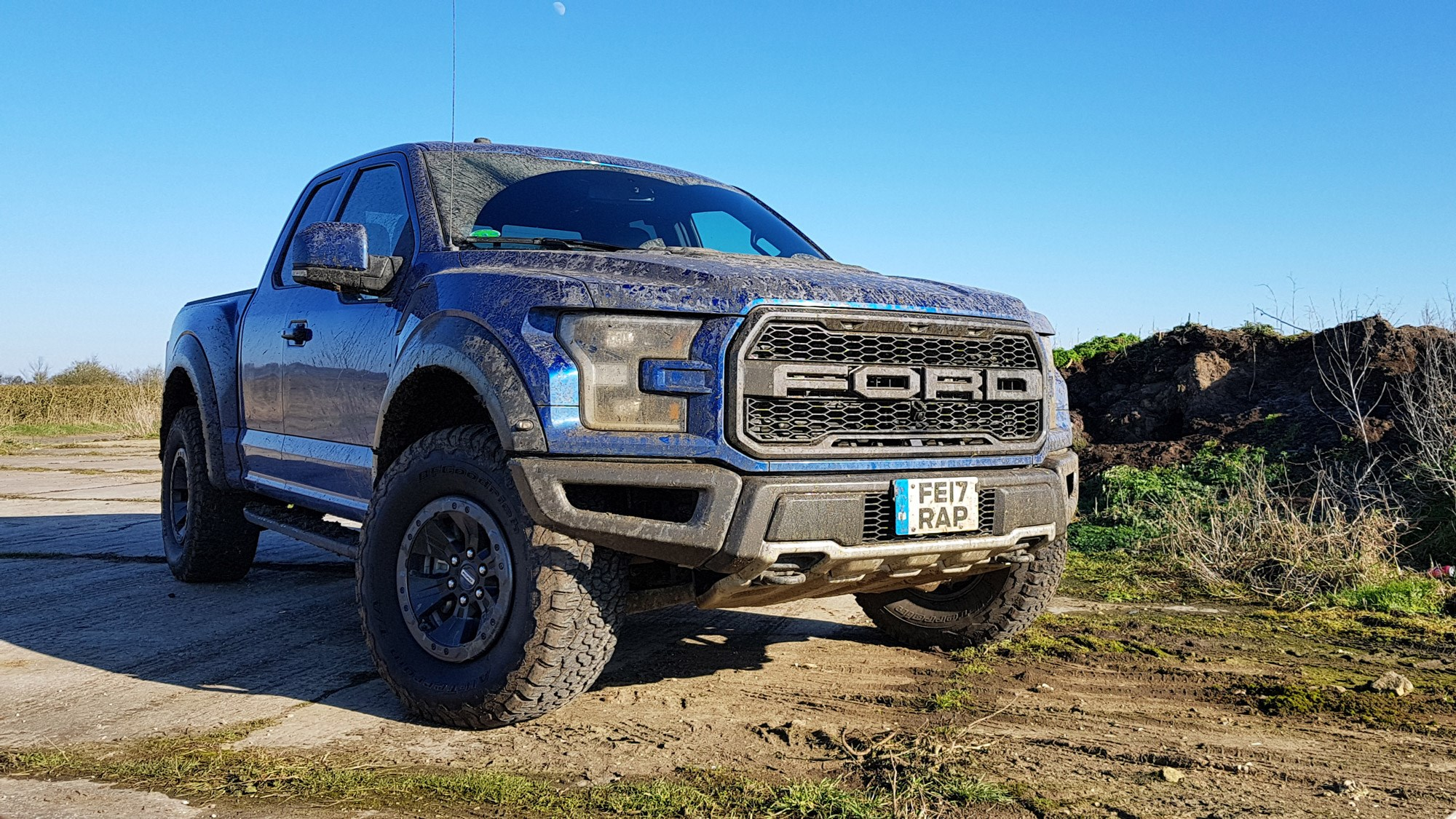 Ford F-150 Raptor review (2018) | CAR Magazine