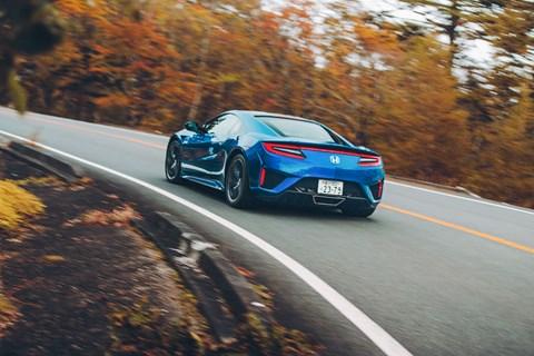 Honda NSX Fuji