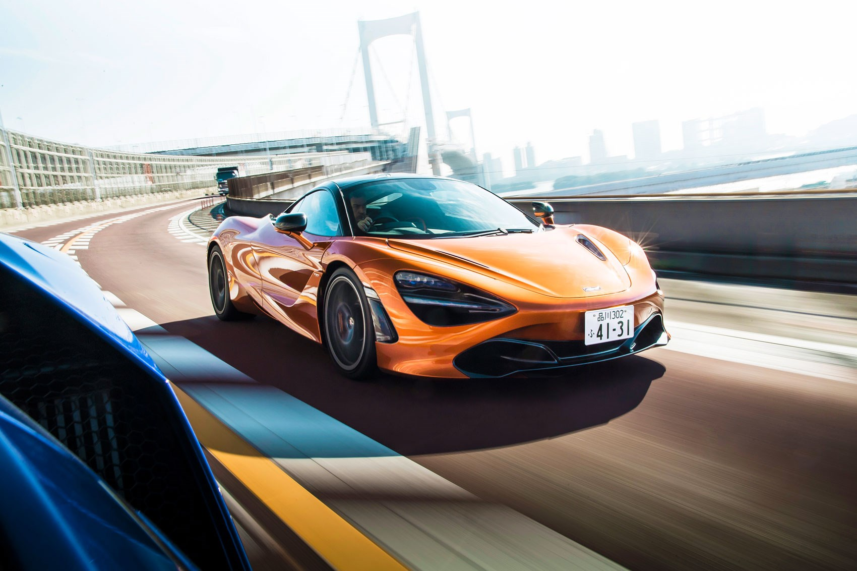 Mclaren 720s Vs Honda Nsx Twin Test Review In Japan Car