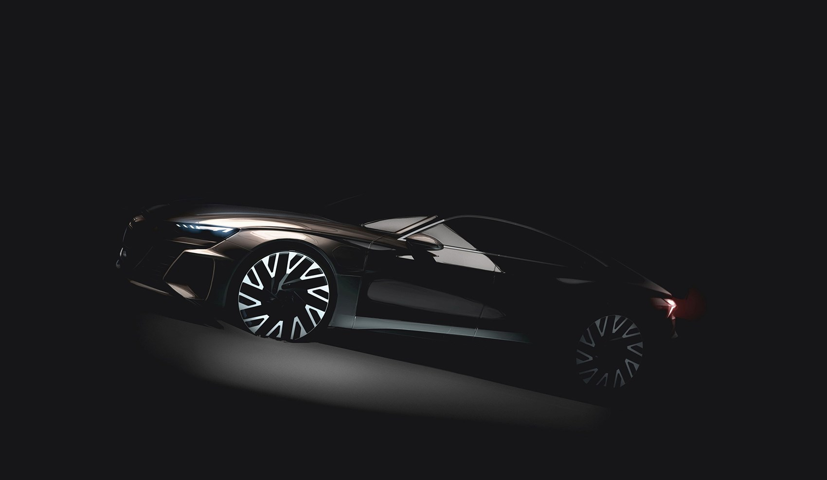Audi E-Tron GT is Coming