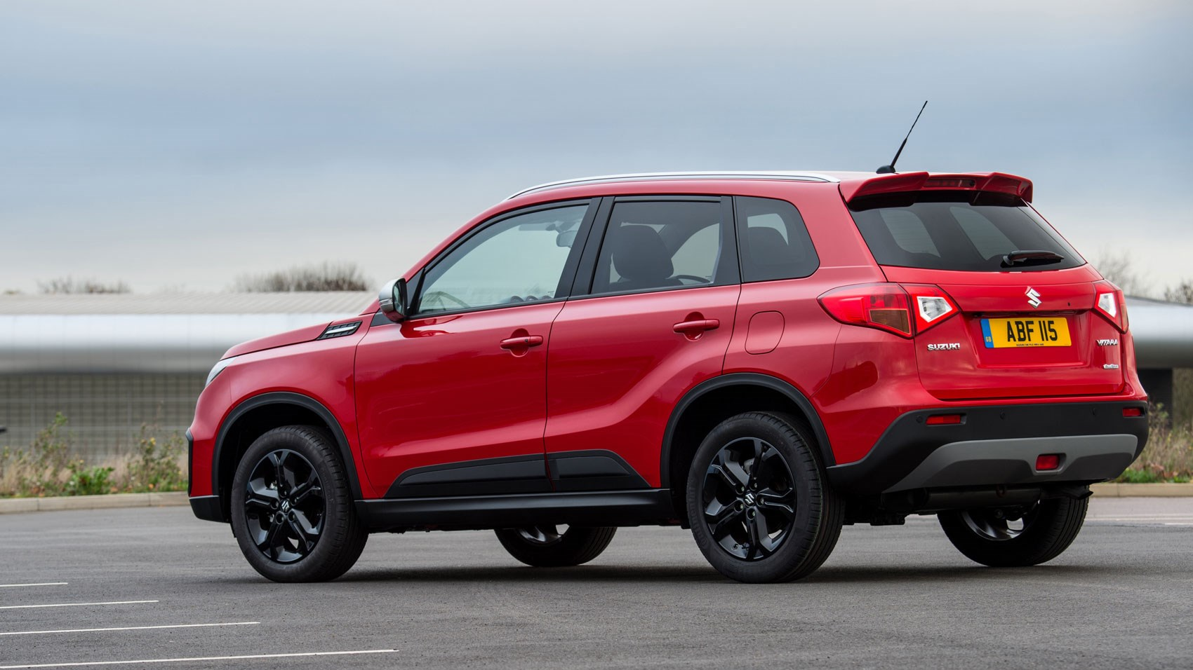 2019 Suzuki Vitara Review, Price >> Suzuki Vitara S (2018) review: simple 4x4 pleasure | CAR Magazine