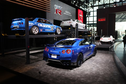 New York motor show preview
