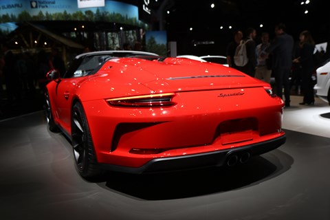 991 speedster red