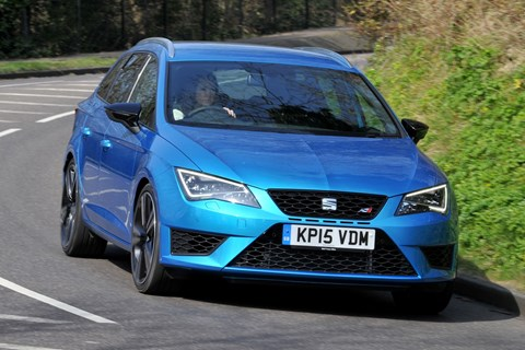 Seat Leon ST estate