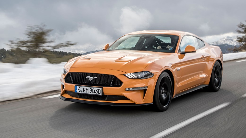 Ford Mustang Gt 2018 Review More Of Everything Is A Good Thing
