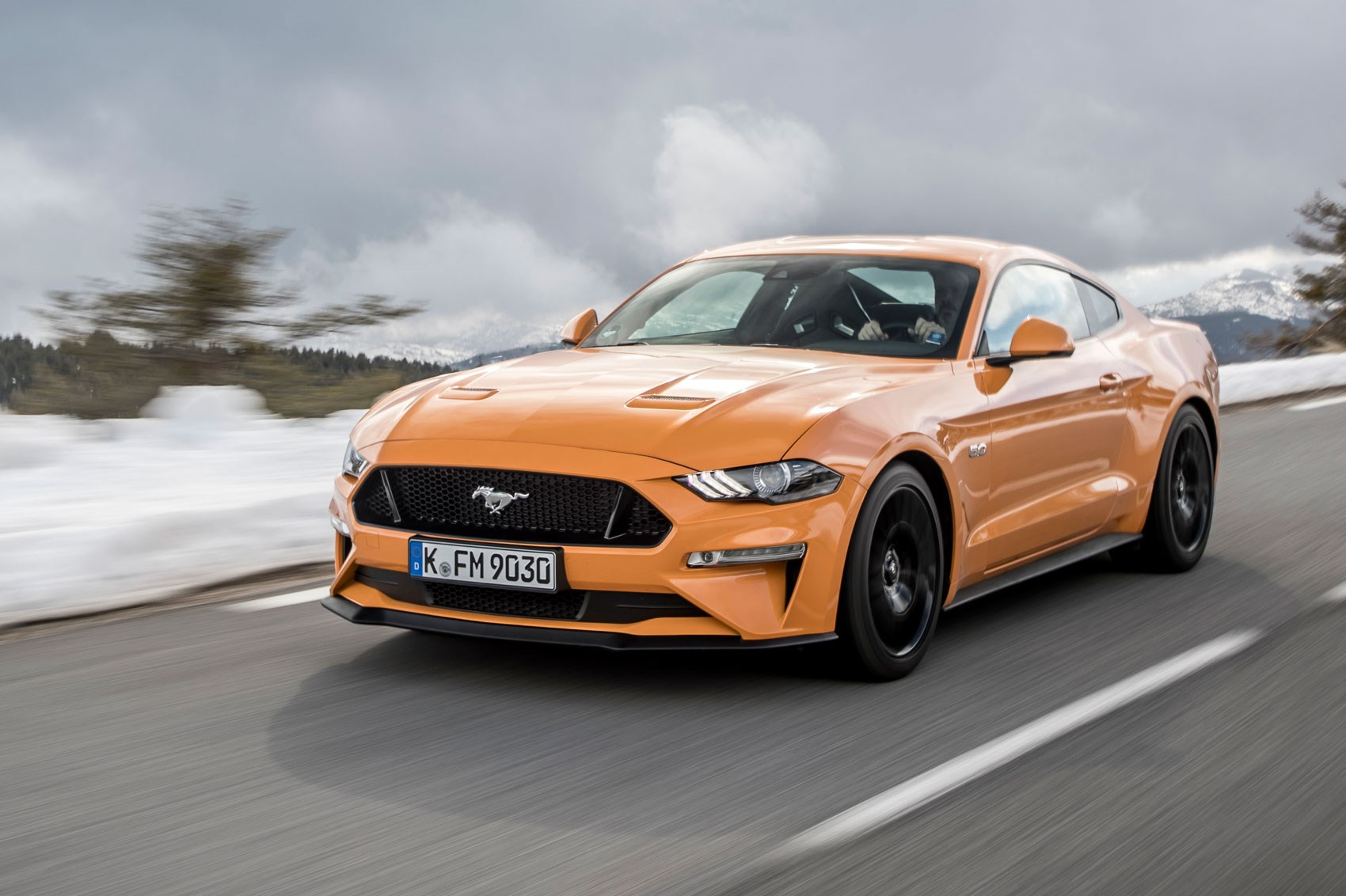 ford mustang gt  review      good  car magazine
