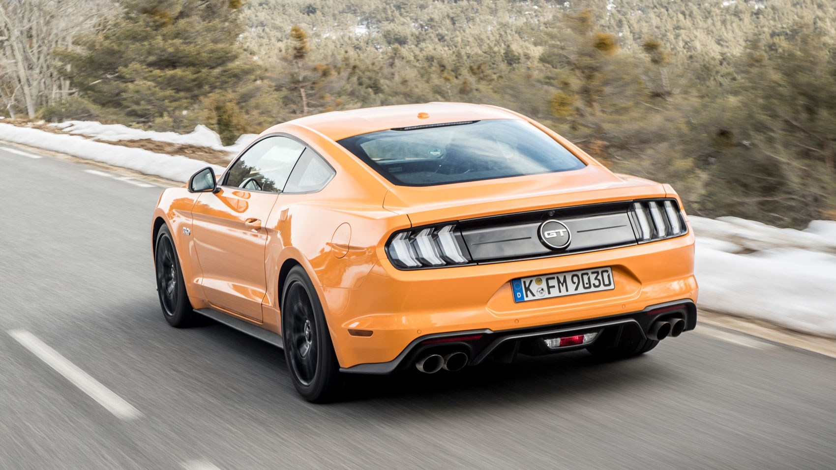Ford Mustang GT (2018) review: more of everything is a ...