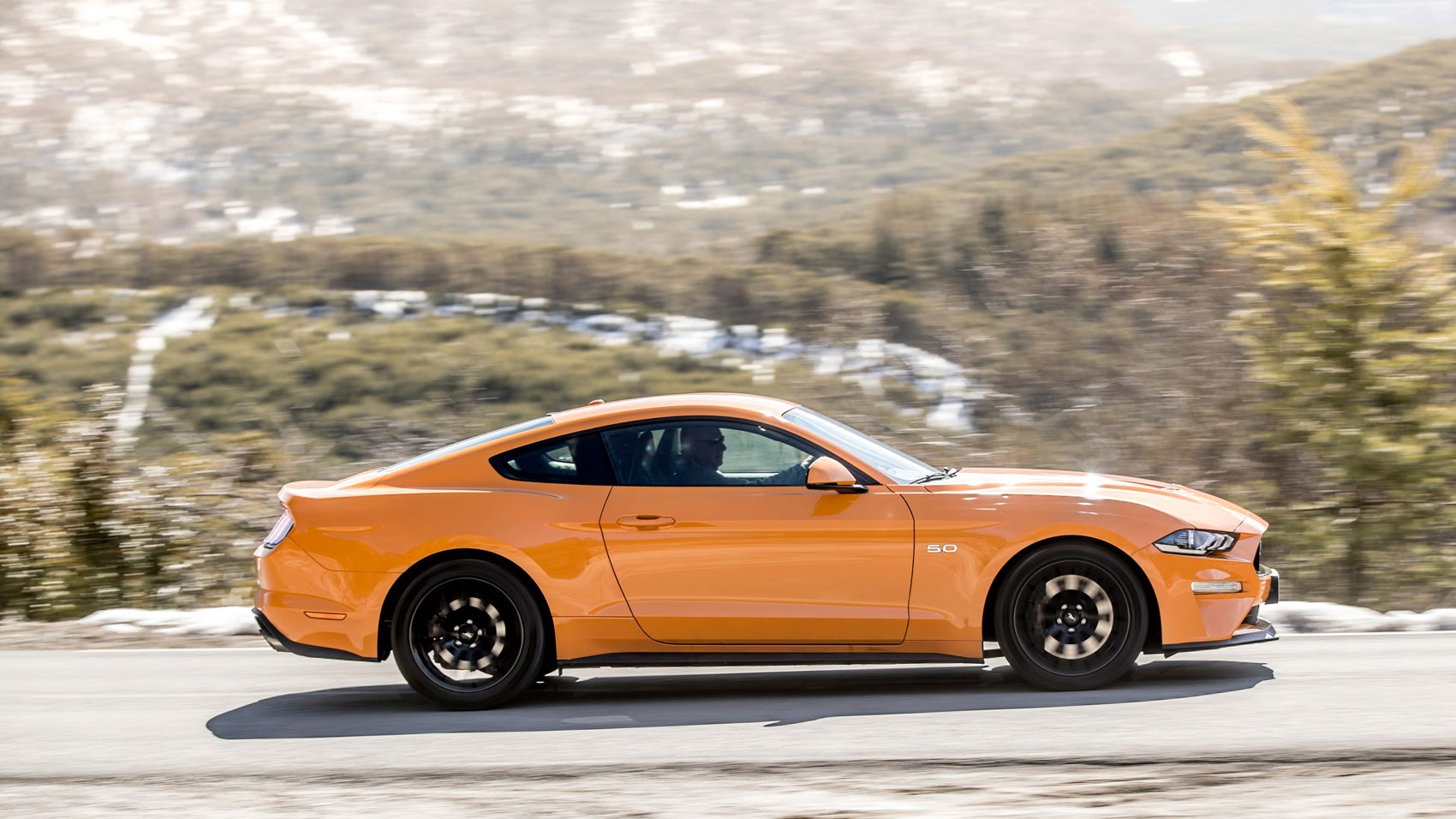 Ford Mustang Lease >> Ford Mustang GT (2018) review: more of everything is a good thing | CAR Magazine