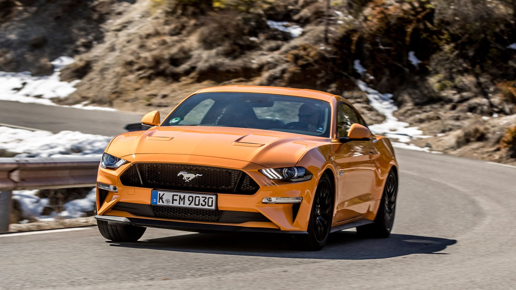 Ford Mustang GT (2018) review: more of everything is a good thing by ...