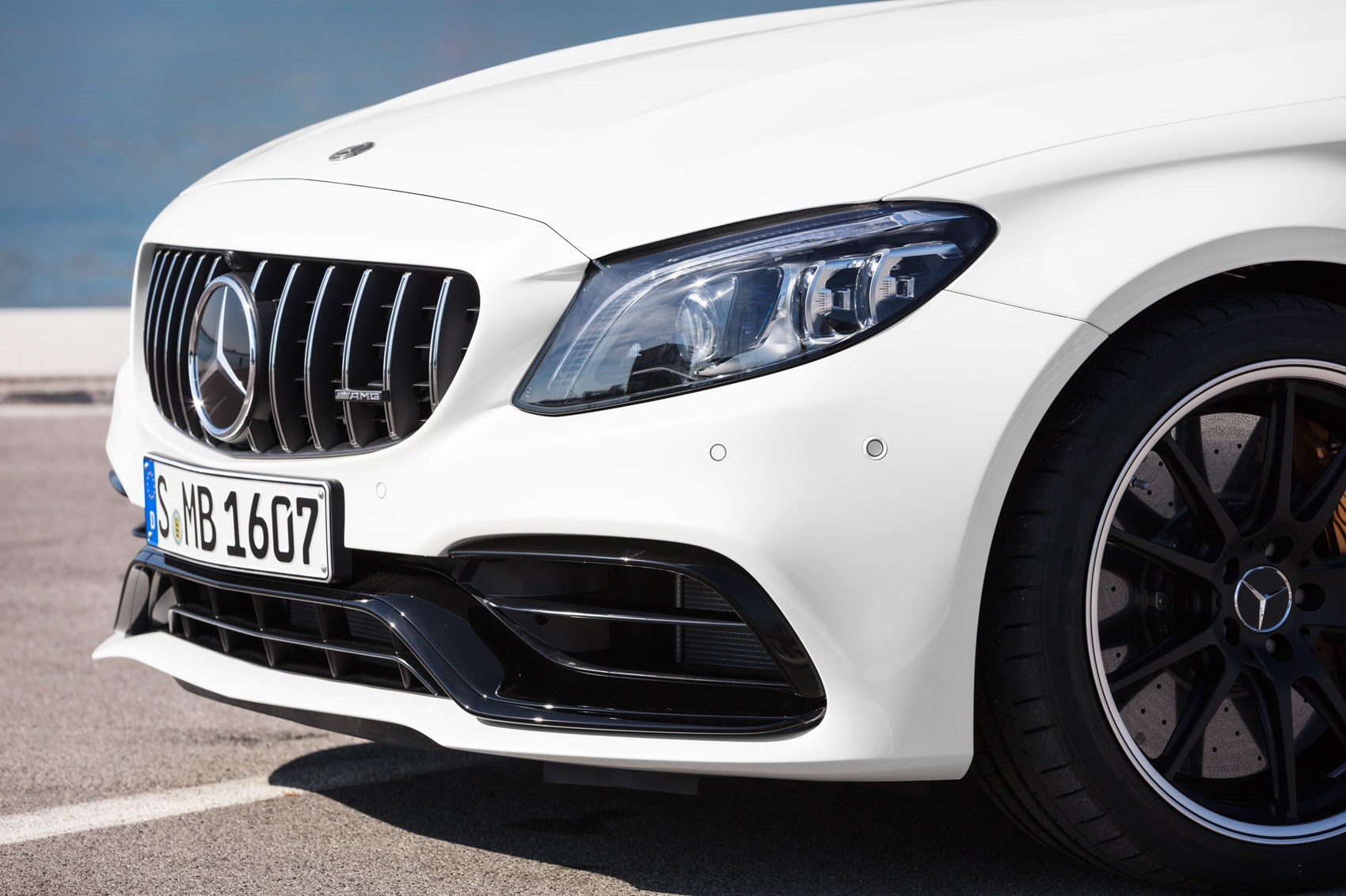 Mercedes AMG C63 and AMG C63 S: UK prices for facelift