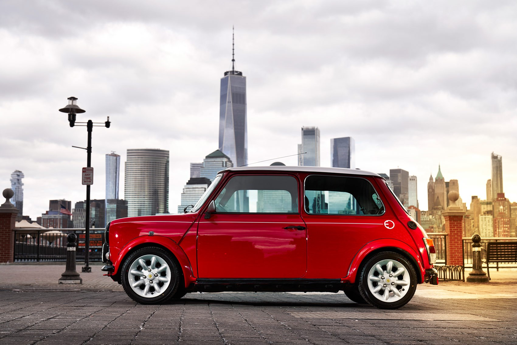 Classic Mini Electric EV News Pictures Specs CAR Magazine - Classic mini car