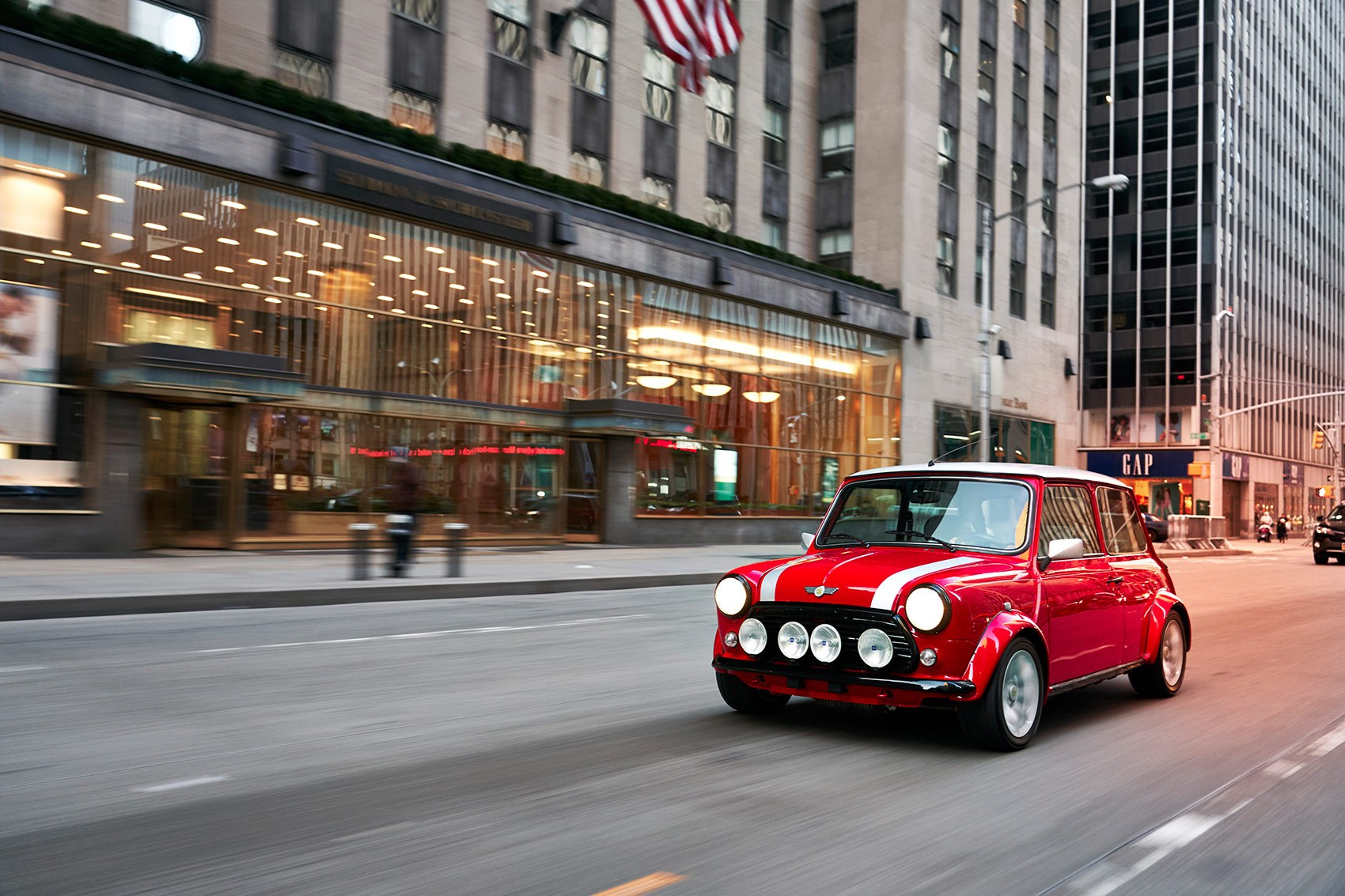 Classic Mini Electric: EV news, pictures, specs by CAR Magazine