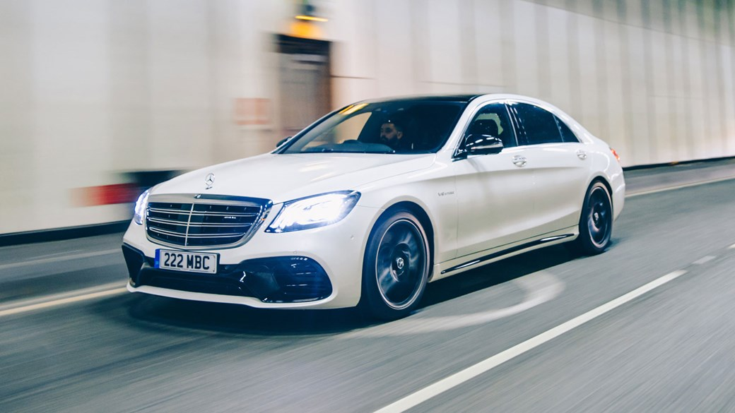 mercedes amg s63 l 2018 review a brute in a sharp suit car magazine
