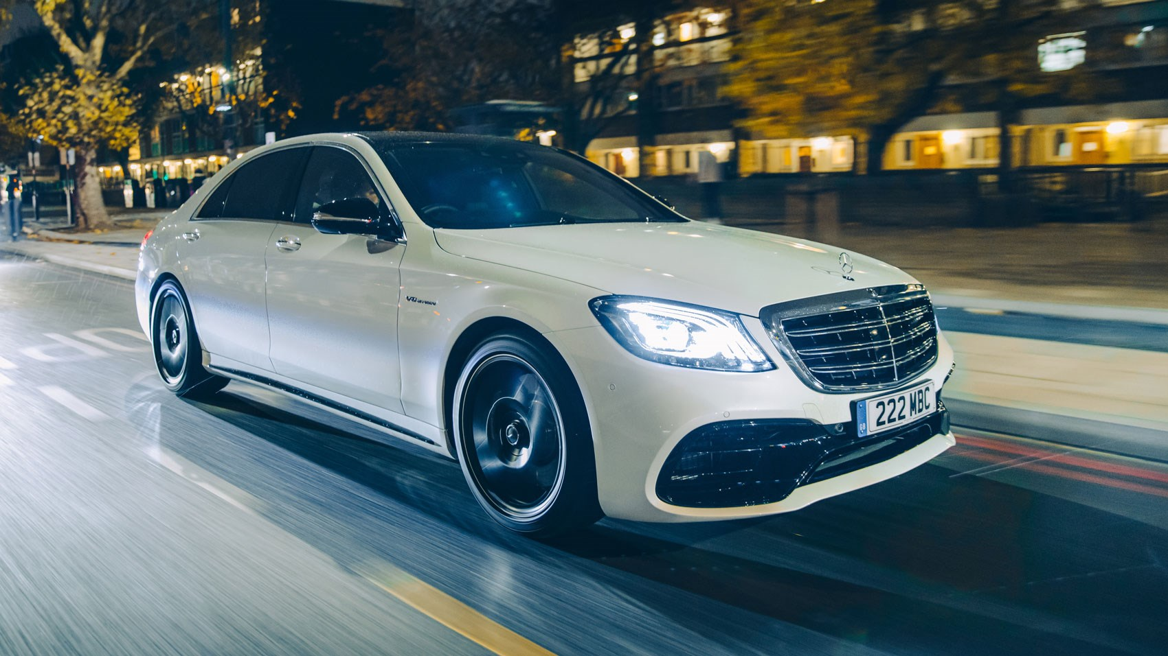 Mercedes-AMG S63 L (2018) review: a brute in a sharp suit ...