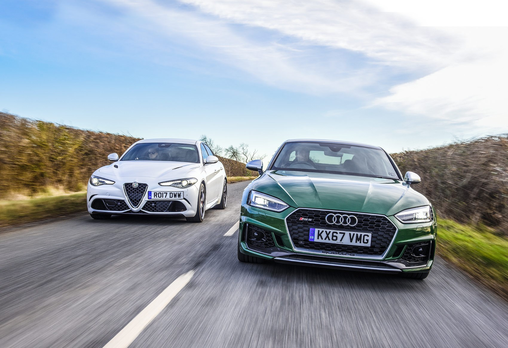 Audi Rs5 Coupe Long Term Review Our One Year Verdict Car Magazine