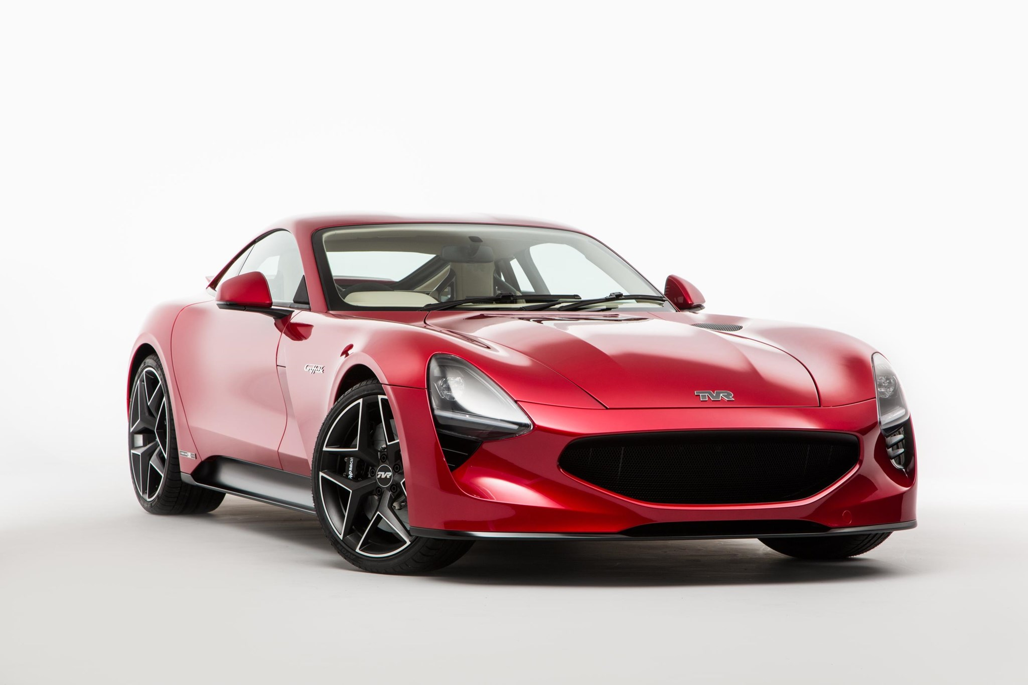 How Much Will The New Tvr Griffith Cost