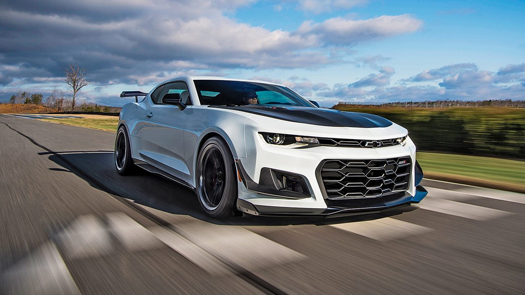 Chevrolet Camaro ZL1 1LE review specs price | CAR Magazine