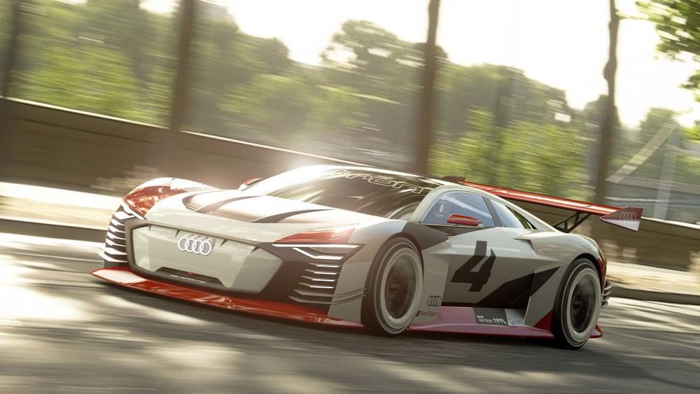 Audi e-tron Vision Gran Turismo: virtual concept to real ...