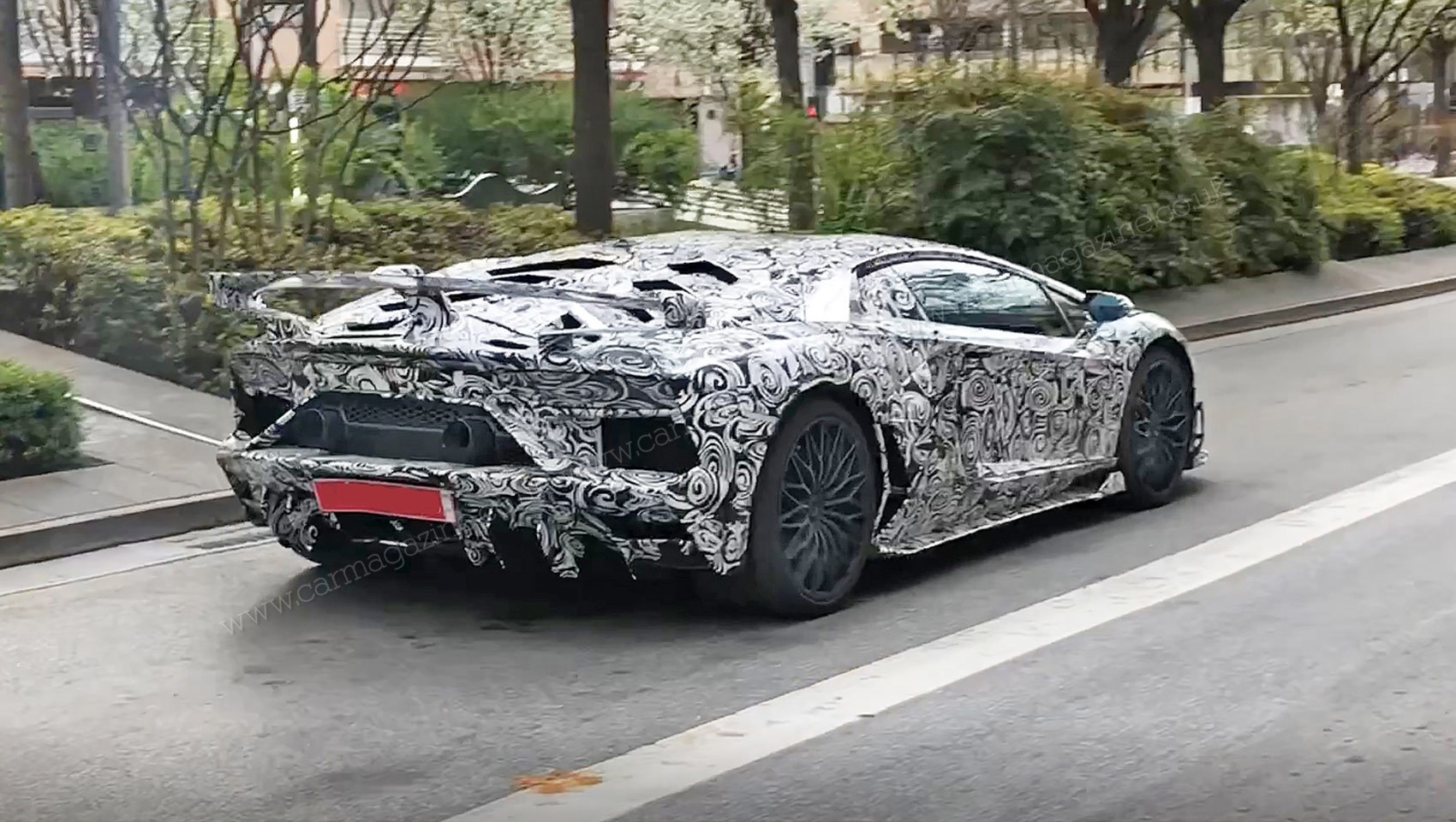 Lamborghini Aventador Sv Jota 2019 Coupe And Roadster