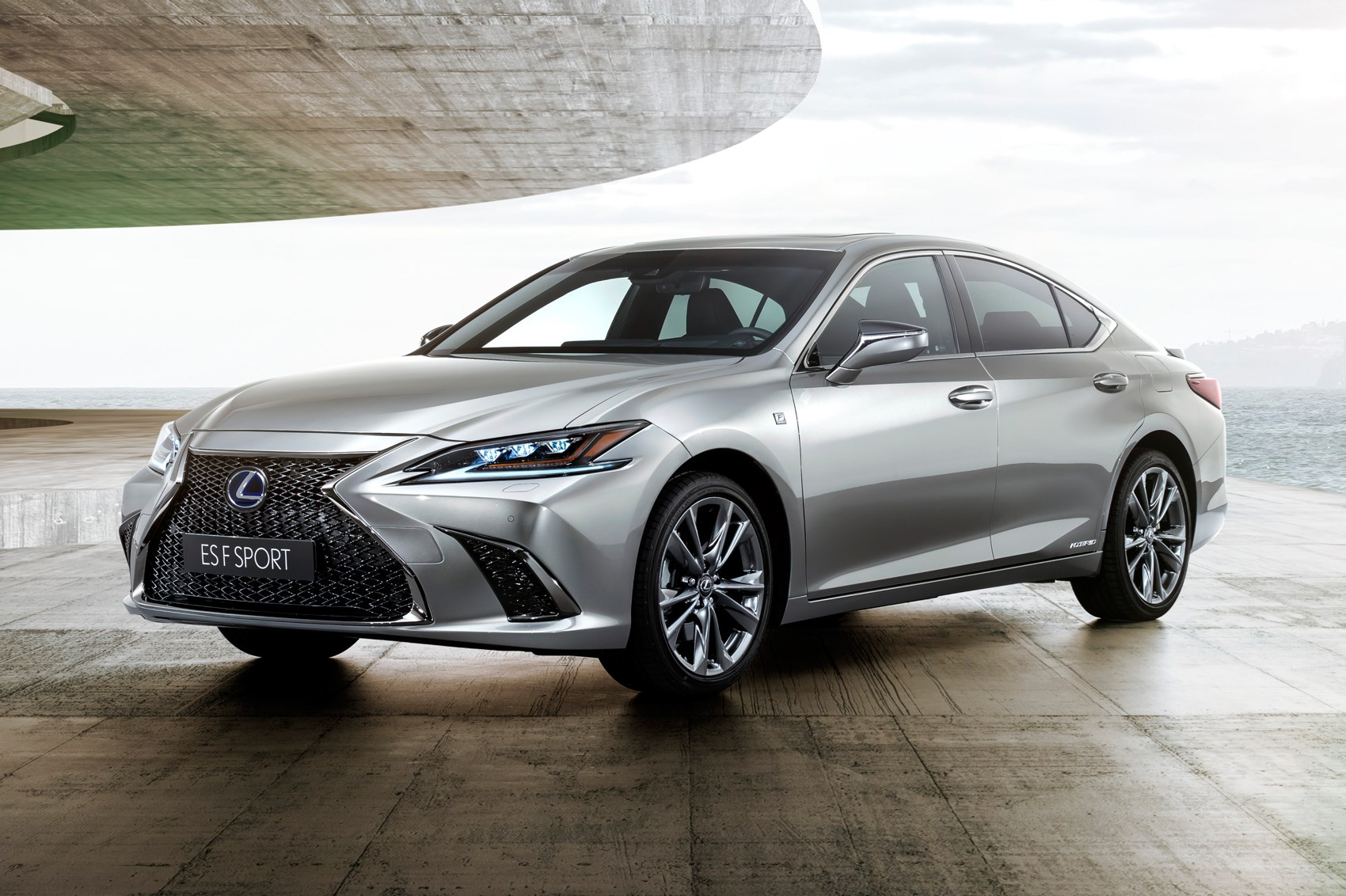 The New 2018 Lexus Es It S Gs Replacement