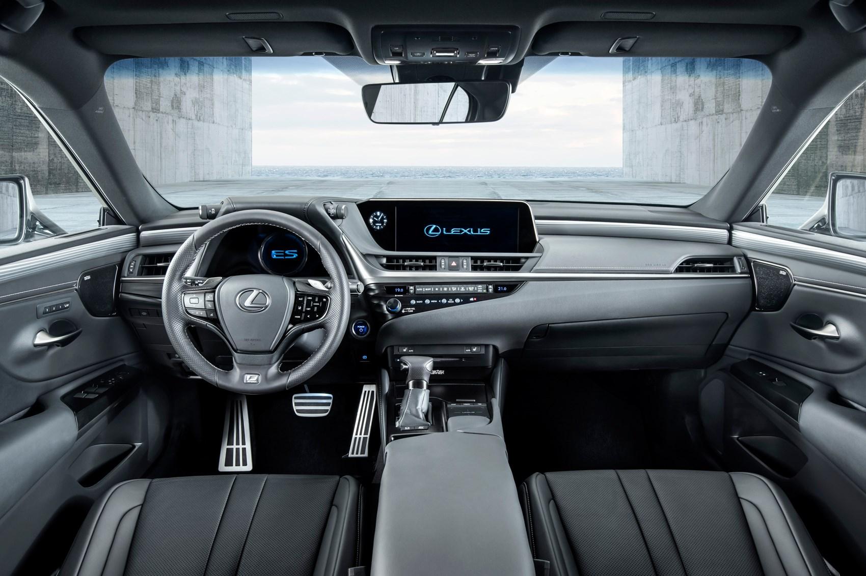 New Lexus ES revealed: pictures, specs and price   CAR ...