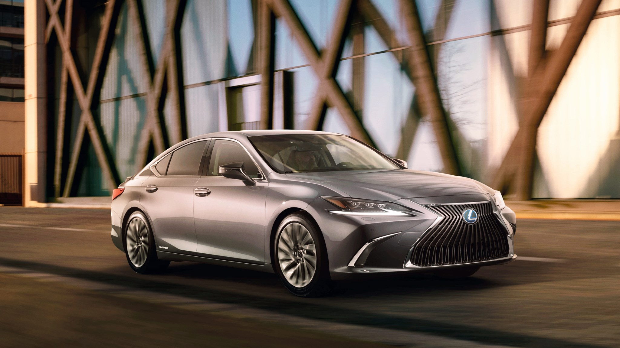 New Lexus Es Revealed Pictures Specs And Price Car