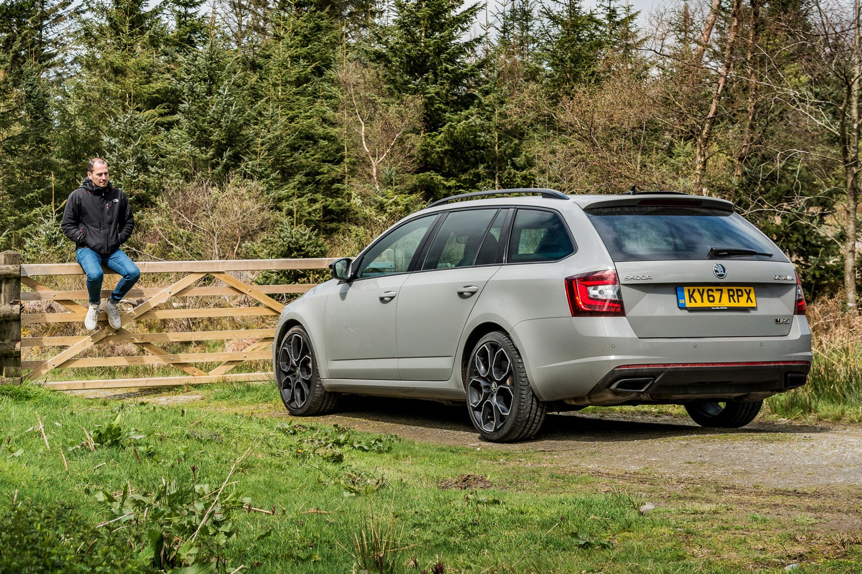 Skoda Octavia vRS 245 Estate long-term test review | CAR Magazine