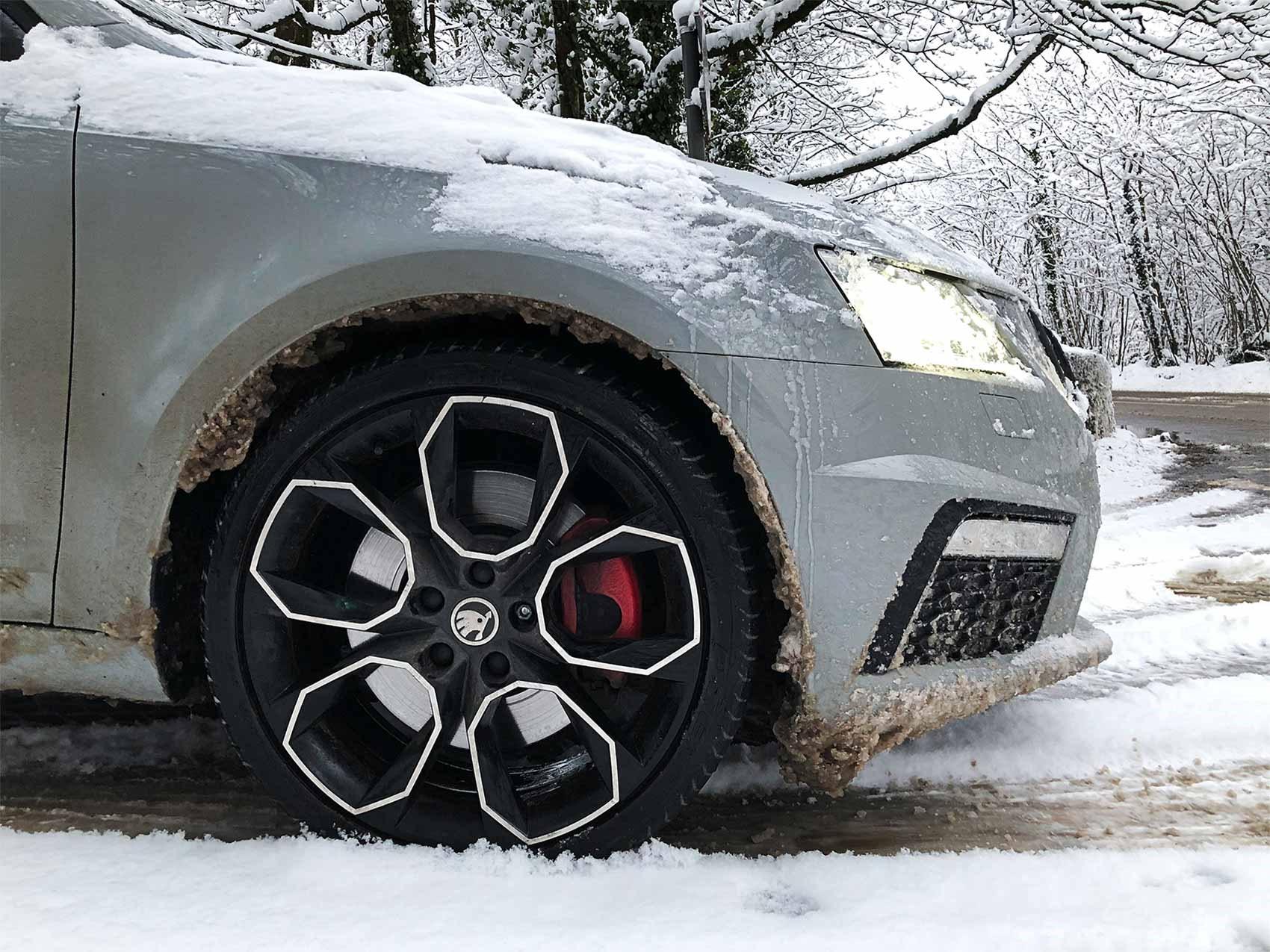 Skoda Octavia vRS 245 Estate long-term test review | CAR Magazine