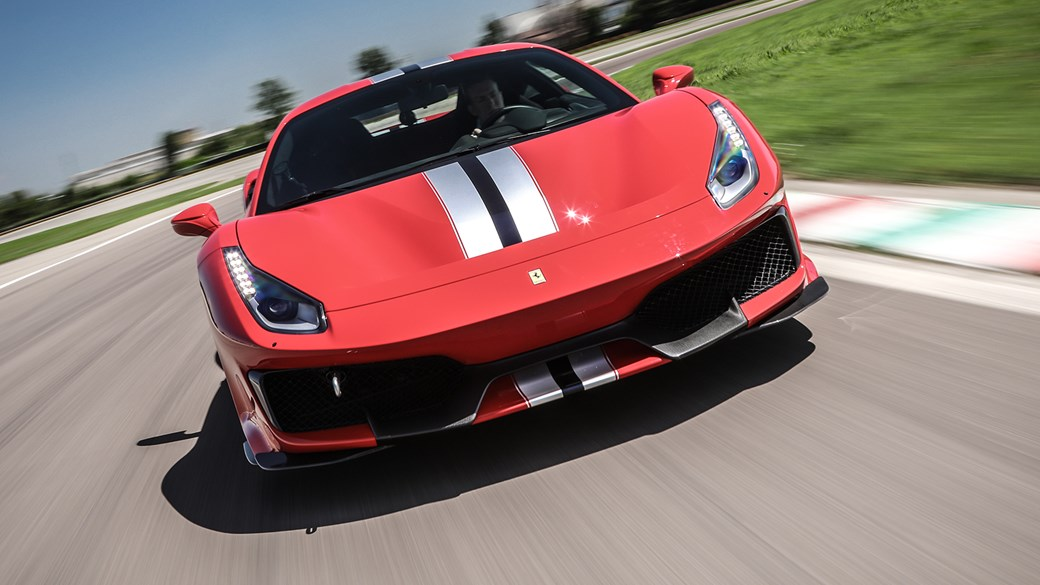 c095c571680 Ferrari 488 Pista (2018) review  up there with the greats