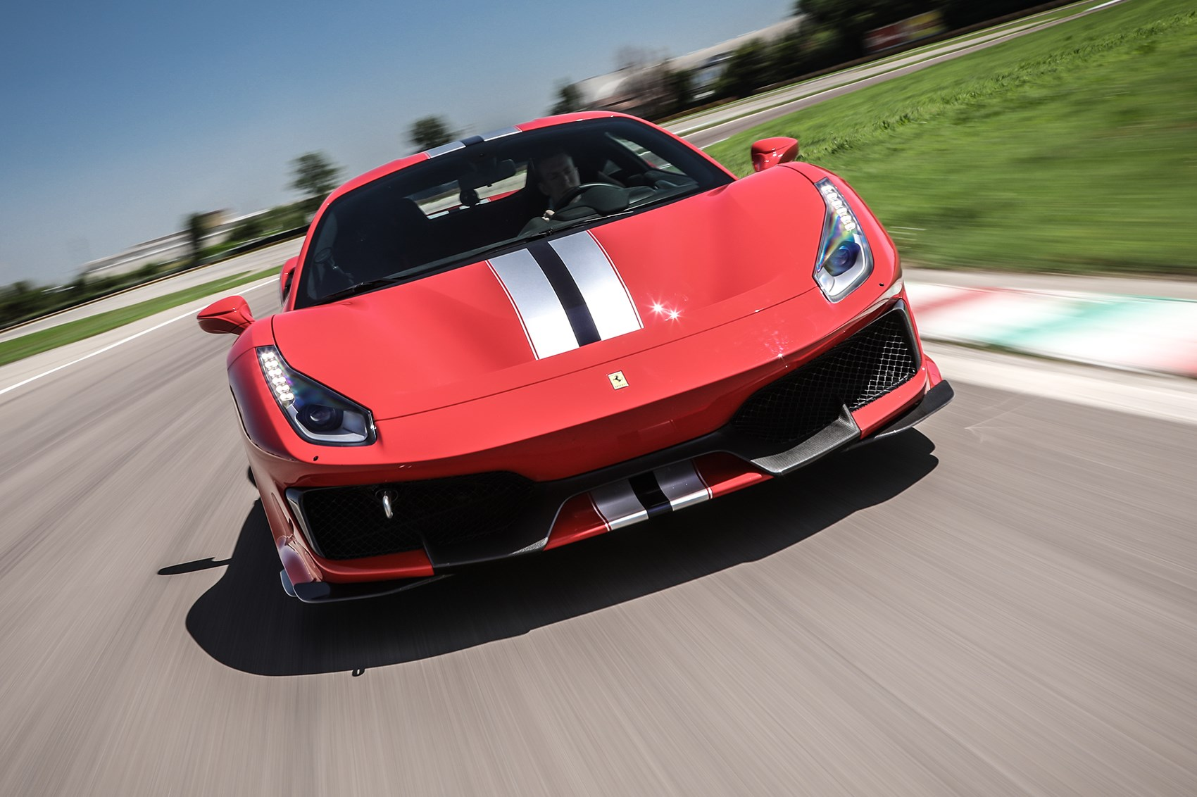 Ferrari 488 Pista 2018 Review Car Magazine