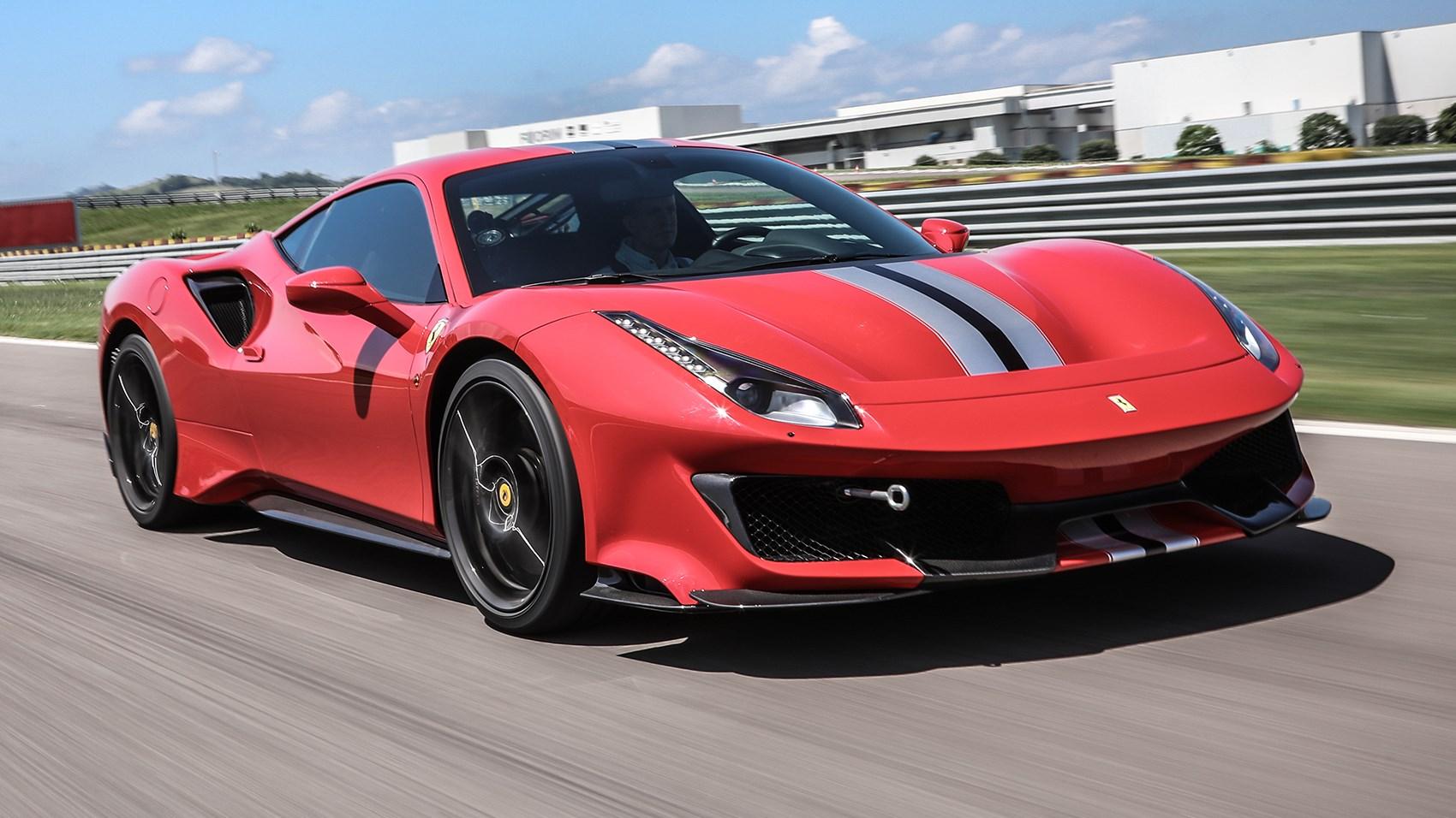 Ferrari 488 Pista 2018 Review Car Magazine