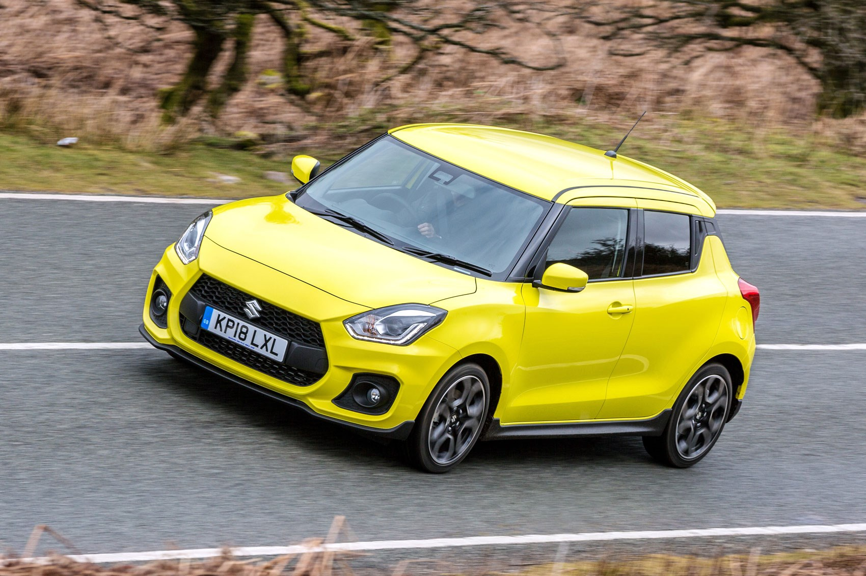 new suzuki swift sport 2018 review floats like a. Black Bedroom Furniture Sets. Home Design Ideas