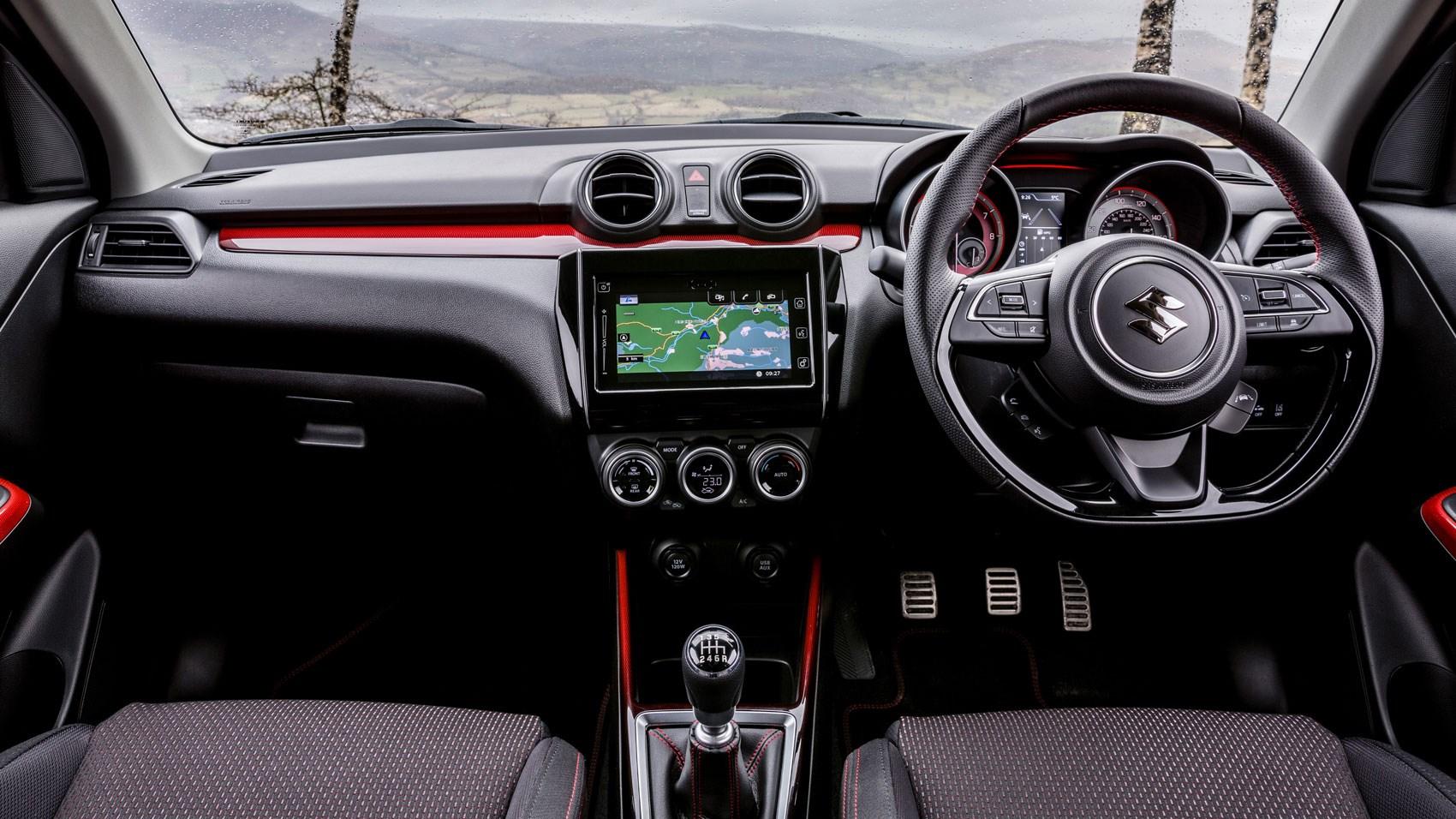 New Suzuki Swift Sport (2018) review: floats like a butterfly… | CAR