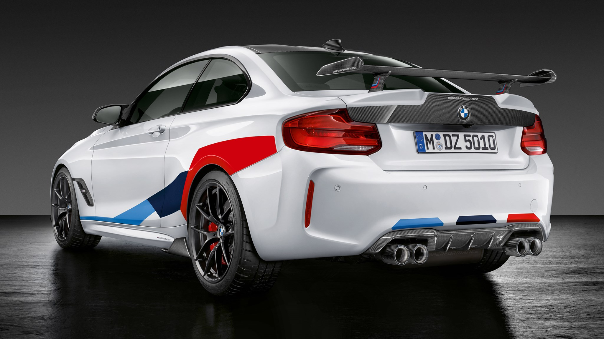 bmw m2 goes up to 11 cs or csl prototype spotted testing car magazine. Black Bedroom Furniture Sets. Home Design Ideas