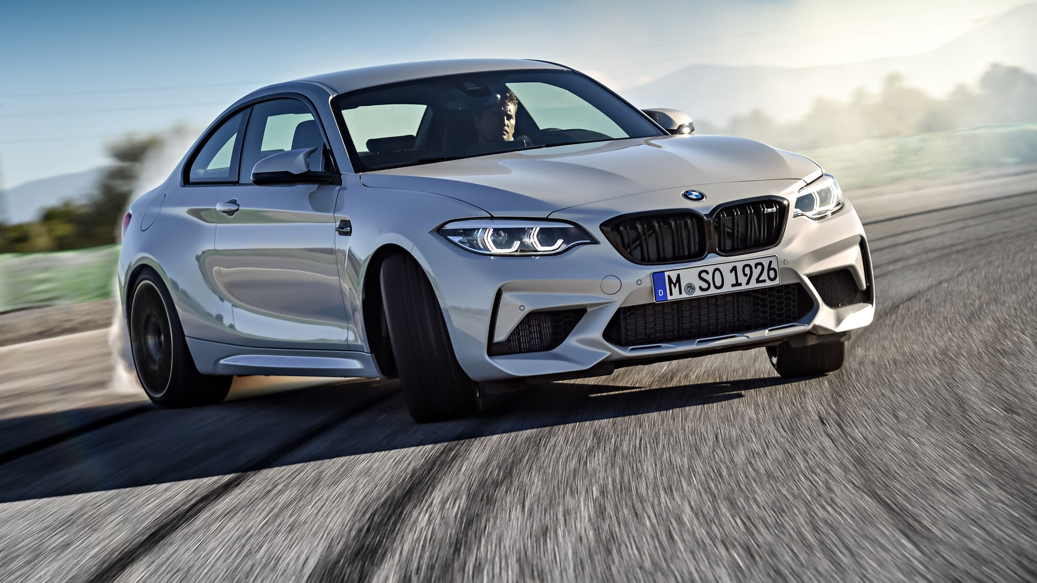BMW M2 Release Date >> BMW M2 goes up to 11: CS or CSL prototype spotted testing ...
