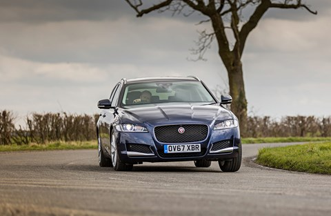 Jaguar XF Sportbrake long-term test review by CAR magazine