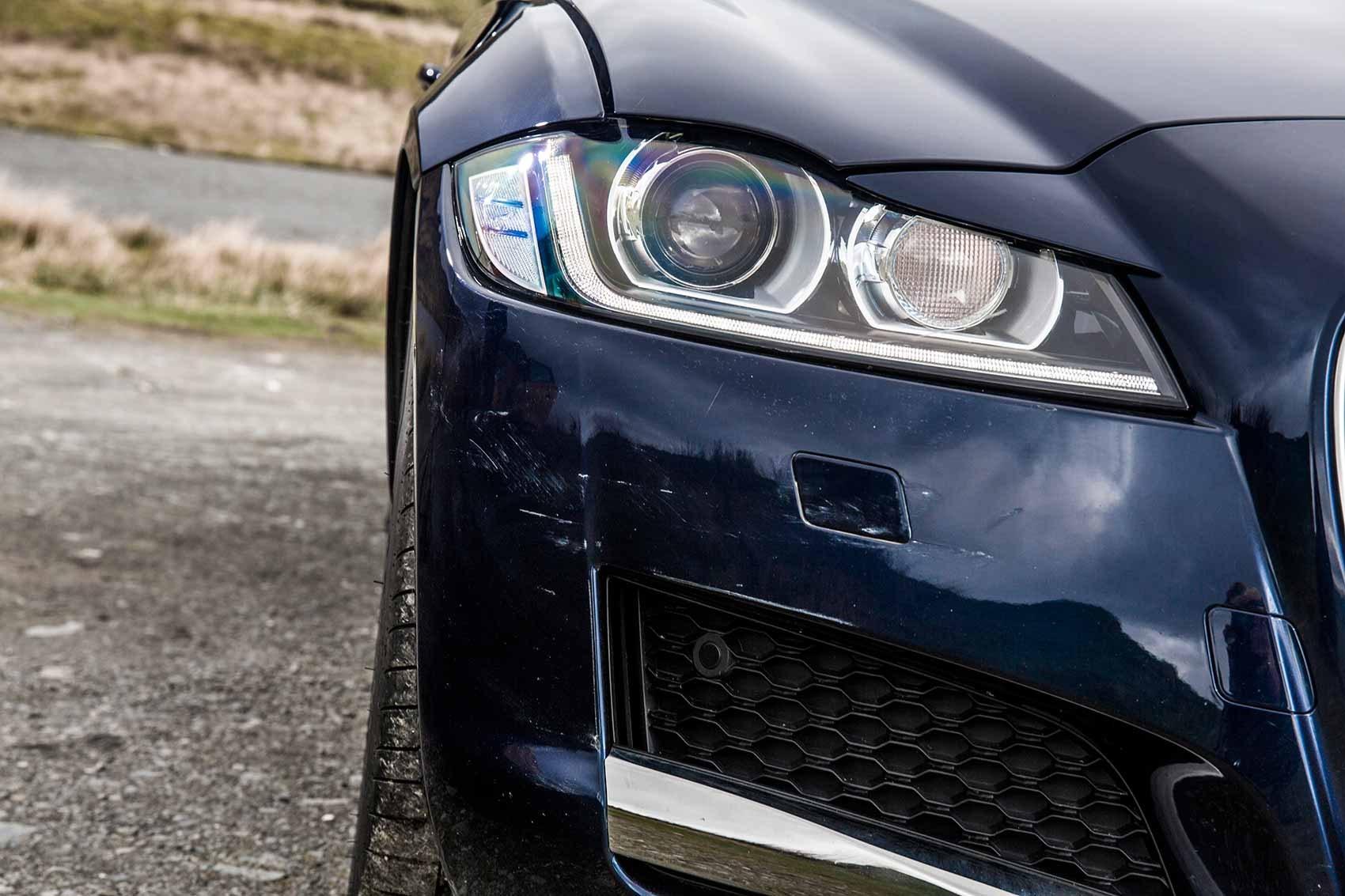 Jaguar XF Sportbrake (2018) long-term test review | CAR Magazine